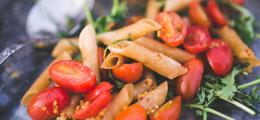 des plats simples et sains